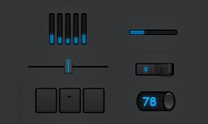 纯CSS3实现多款UI按钮设计