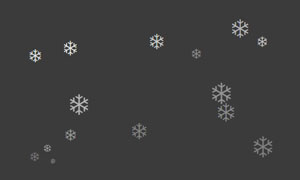 jquery网页下雪特效代码下载