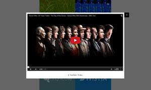 支持iframe图片视频jquery弹出层插件