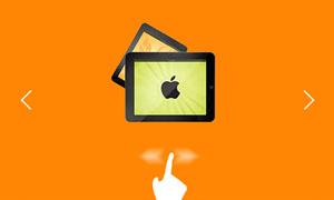 支持硬件加速移动手机端幻灯片插件
