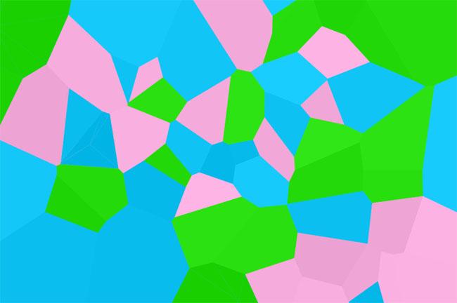 html5 canvas绘制菱形背景特效