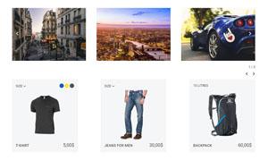 Bootstrap自适应屏幕尺寸图片切换代码