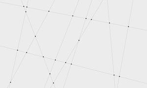 html5 canvas点线相交动态显示代码