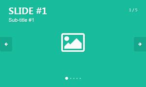 jquery带标题图片轮播切换代码
