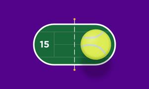 TweenMax.js网球开关按钮动画特效