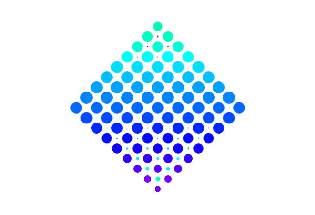css3发光圆点闪烁加载动画特效