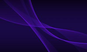 html5 canvas透明线条流动动画特效