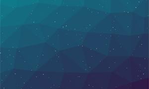 html5 canvas多边形背景动画特效