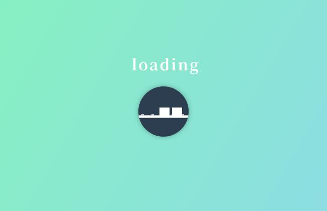 纯css3网页加载动画特效